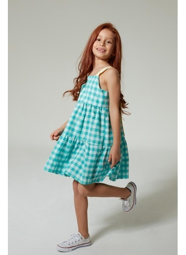 Colorinas Heidi Elbise Nil Yeşili Yeşil